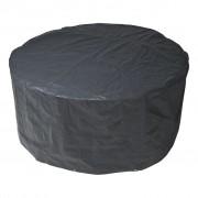 Nature Калъф за градинска мебел, за кръгли маси, 205x205x90 см