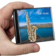 Джобна везна мини-CD дизайн 200 / 0.01