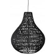 Zuiver Hanglamp Cable Drop -Ø45 Cm - Zwart