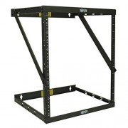 "Tripp Lite 8U 12U 22U 2 Post Open Frame Rack Cabinet Expandable 11.5"" Depth Components Other SRWO8U22MD"