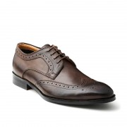 Croft Estaves Shoes Chocolate FLP694