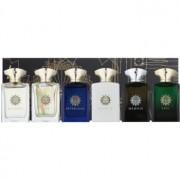 Amouage Miniatures Bottles Collection Men lote de regalo III. eau de parfum 6 x 7,5 ml