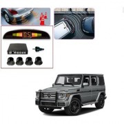 Auto Addict Car Black Reverse Parking Sensor With LED Display For Mercedes Benz G-Class