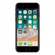 Apple iPhone 7 256GB negro brillante - Reacondicionado: buen estado