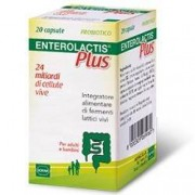 Sofar Spa Enterolactis Plus 20 Capsule