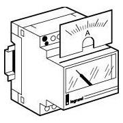 Lexic A Mérő Skála 0-600A 4600-Hoz 004620-Legrand