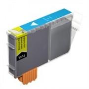 Printflow Compatível: Tinteiro Canon bci3ec ciano (bci3ec)
