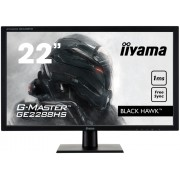 "Monitor TFT, IIYAMA 21.5"", ProLite GE2288HS-B1, Gaming, 1ms, 12Mln:1, DVI/HDMI, Speakers, FullHD"