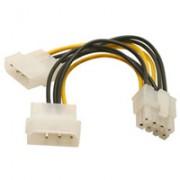 PCIe VGA tapkabel atalakito 8 pin (molex-rol)
