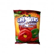 Candy Lifesavers 5 Flavors Hard Candy 177g