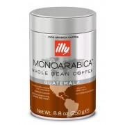 Cafea illy Espresso monoarabica GUATEMALA boabe cu cofeina 250gr