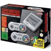 Mini Consola Super NINTENDO Classic Mini