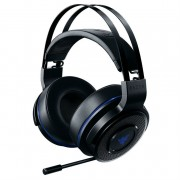 Razer Thresher 7.1 Dolby Surround Sound Wireless Gaming Headset for PlayStation 4 and PC - Black