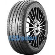 Continental SportContact 2 ( 245/35 R19 93Y XL *, mit Felgenrippe )
