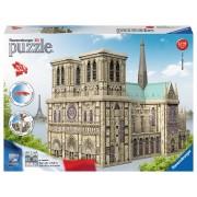 PUZZLE 3D NOTRE DAME, 324 PIESE - RAVENSBURGER (RVS3D12523)