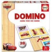 Дървено домино Cars Educa, 8412668160385