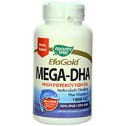 NatureS Way Efagold Mega Dha 1000 Mg - 60 Softgels