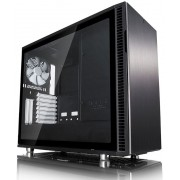 Carcasa Fractal Design Define R6 Tempered Glass, Mid-Tower (Negru)