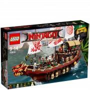Lego The LEGO Ninjago Movie: Barco de asalto ninja (70618)
