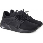 Puma Blaze Cage Mono Sneakers For Men(Black)
