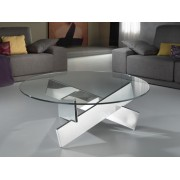 Masa rotunda moderna, diam.105cm -Coffee table- Denver 860752/2083