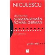 Dictionar german-roman/roman-german/Ioan Lazarescu