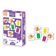 PUZZLE MATEMATIC - FRACTII - LEARNING KITDS (PA-9051)