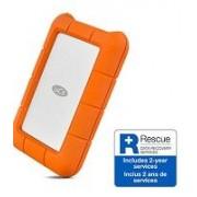 LACIE STFR2000800 - 2TB LACIE PORTABLE HDD RUGGED USB-C