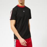 Kappa Men's Authentic Japan Barta Short Sleeve T-Shirt - Black - XL - Black