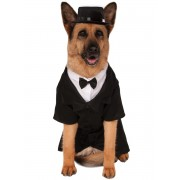 Disfraz para Perro Esmoquin talla grande