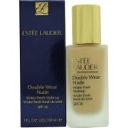 Estée Lauder Double Wear Nude Water Fresh Makeup SPF30 30ml - 3W1 Tawny