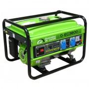 Generator portabil de curent electric monofazat 3KW, Greenfield G-EC3800