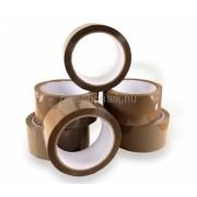 Ragasztószalag Hot Melt Havanna barna színű 36 tekercs/karton 48mm x 66 méter/tekercs