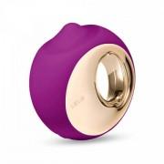 LELO Ora 3 - orálszex szilumátor és csikló vibrátor (lila)