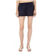 Kate Spade New York Marina Piccola Shorts Cover-Up Rich Navy