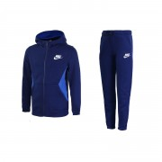 Trening copii Nike NSW Track Suit BF Core JR 939626-478