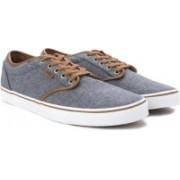 Vans Men Sneakers For Men(Blue)