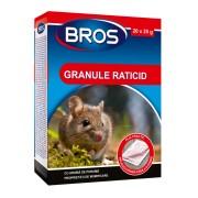 Pelete impotriva soarecilor si sobolanilor, 500 gr, BROS 366