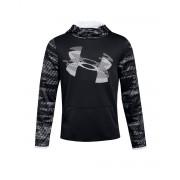 UNDER ARMOUR Hooded Sweatshirt Black