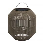 Gloster - Ambient Nest Solar Akku-Leuchte, braun (fawn)