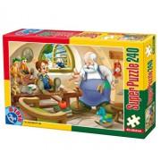 Super puzzle Basme, 240 piese
