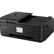 Canon PIXMA TR7550 - Multifunctionele printer - kleur - inktjet - A4 (210 x 297 mm), Legal (216 x 356 mm) (origineel) - A4/Legal (doorsnede) - maximaal 15 vel per minuut (printend)