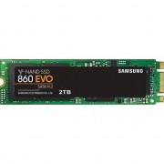 Solid-State Drive (SSD) Samsung 860 EVO, 2TB, SATA III, M.2