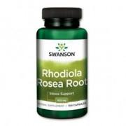 Swanson Rhodiola Rosea - Aranygyökér kivonat - 100db