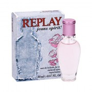 Replay Jeans Spirit! For Her eau de toilette 20 ml donna