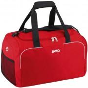 Jako Sporttasche CLASSICO - mit seitlichen Nassfächern - rot | Junior