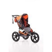 Poussette 3 Roues Sport Utility Stroller Orange
