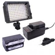 Filmowy zestaw oświetleniowy LED 16075