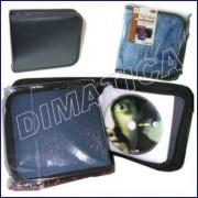 PRATICA BORSETTA PORTA CD DVD 40 POSTI