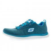 SKECHERS Sneaker in tessuto Flex Appeal con soletta in Memory Foam
